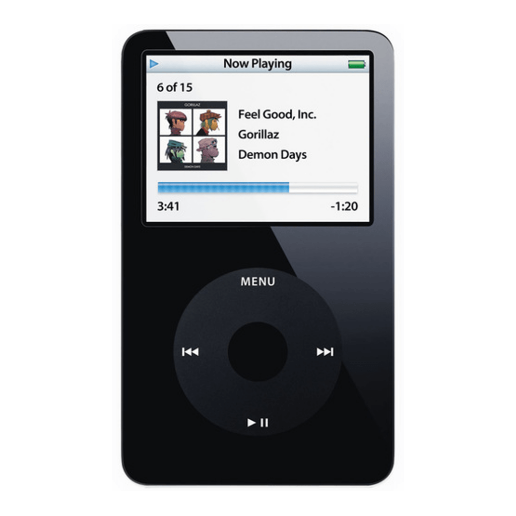sell ipod classic 5th generation