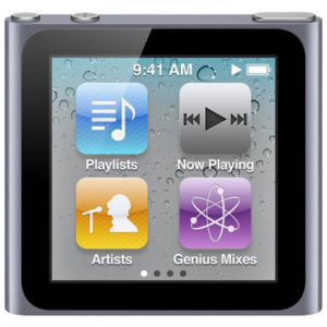 sell ipod nano 6th generation